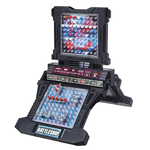 Battleship Electronic Board Game For Kids Ages 8 And Up
