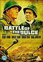 Battle Of The Bulge [DVD] [1965]