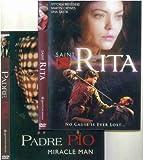 Padre Pio/saint Rita 2 DVD