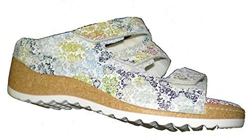 Waldläufer women s leather clogs & mules Offwhite JQ26VBNe