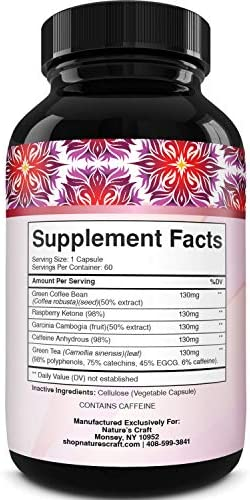 Body Cleanse for Weight Loss Support - Best Appetite Suppressant for Weight Loss Energy Boost and Belly Fat Burner for Men and Women - Green Tea Fat Burner and Weight Loss Pills for Women and Men 3