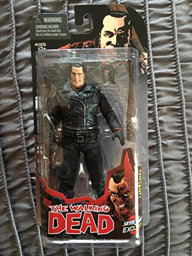 Mcfarlane Toys Exclusive Walking Dead Comic Action Figure Negan  Full Color