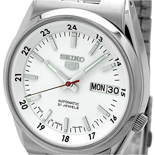 SEIKO 5 watch Automatic Day-Date made ​​in Japan Men's SNK559J1