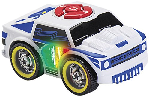 Kid Galaxy Ford F150 iRock & iRoll Truck. Toddler Musical, Light and Sound Effects Toy