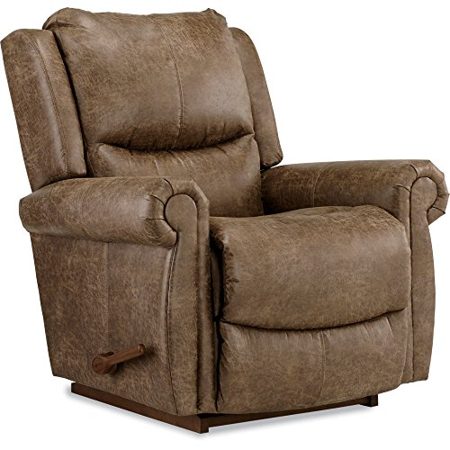 La-Z-Boy Duncan Reclina-Rocker Recliner, (La Z-boy Leather Arm Chair)