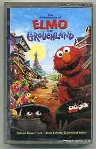 Elmo - Adventures of Elmo in Grouchland - Amazon.com Music
