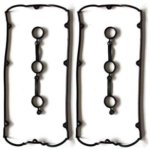 ECCPP Replacement for Valve Cover Gasket Set for 01-06 KIA Sorento Amanti Sedona Hyundai Santa FE XG300 XG350 3.0/3.5L V6 DOHC Valve Cover Gaskets