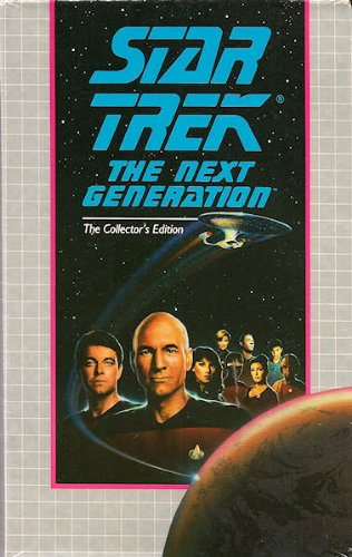 Star Trek the Next Generation Collectors Edition: The Measure of a Man and The Dauphin