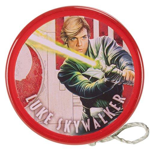 (Yomega Star Wars Alpha Wing Fixed Axle Yo-Yo – Action Luke Skywalker)