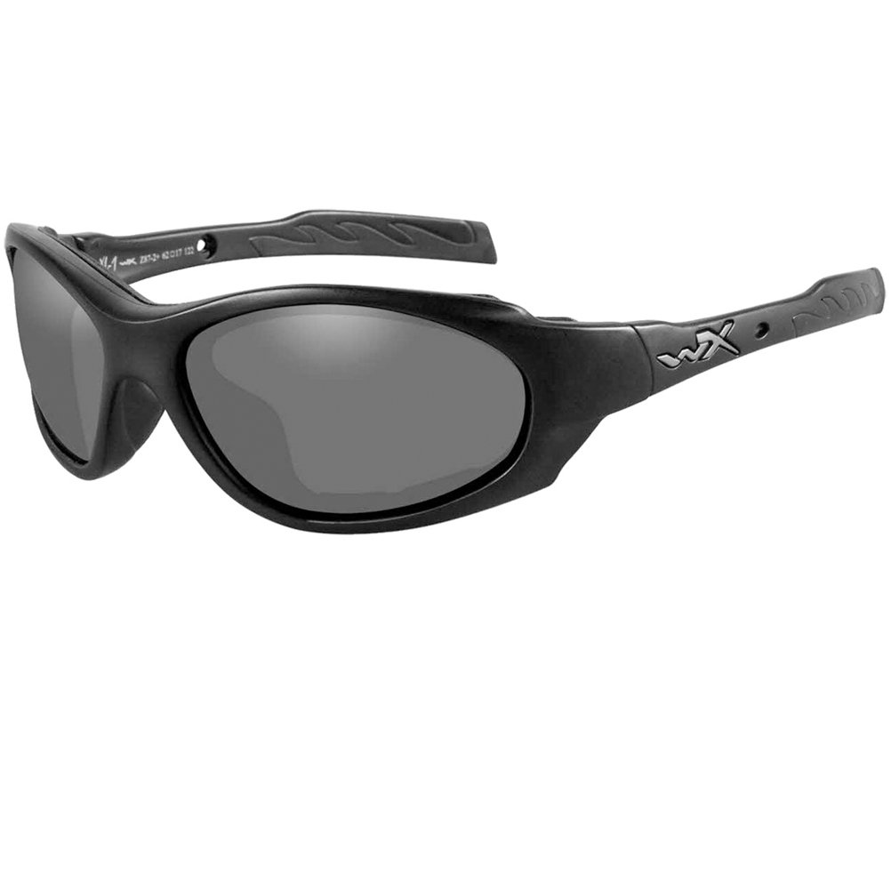 ad67395fa0ff Amazon.com: Wiley X XL-1 Advanced Smoke Grey Clear Lens Matte Black Frame:  Everything Else