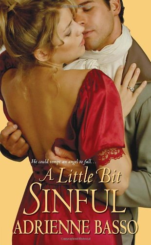 book cover of A Little Bit Sinful