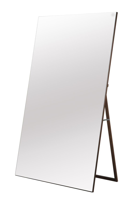 永井興産 ワイドスタンドミラー(90) ワイドタイプ(幅90×高さ153cm) 日本製 B00ECM20AA