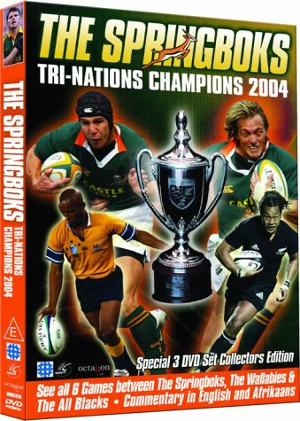Tri Rugby Nations - Tri Nations Rugby [Import anglais]
