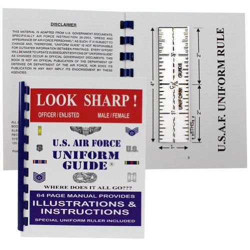 U.S. Air Force Uniform Guide (Look Sharp!)