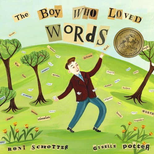 Price comparison product image The Boy Who Loved Words