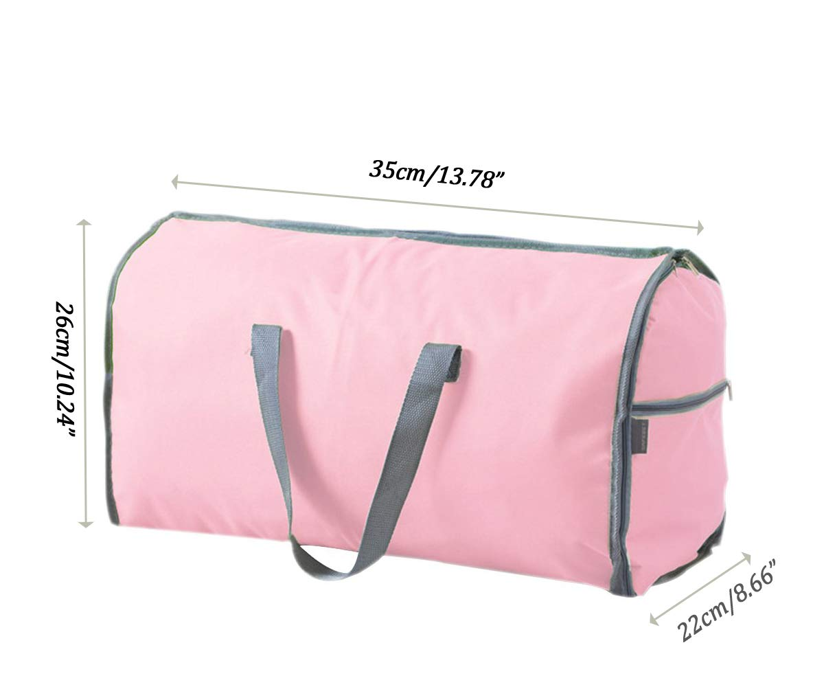 4207403abc3b IPENNY Suit Covers Garment Bag Business 2 In 1 Convertible Carrier Bag with  Handles for Travel