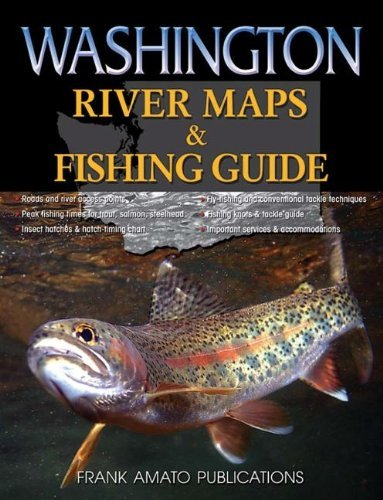Washington River Maps & Fishing Guide by Doug Rose (2013-11-01)
