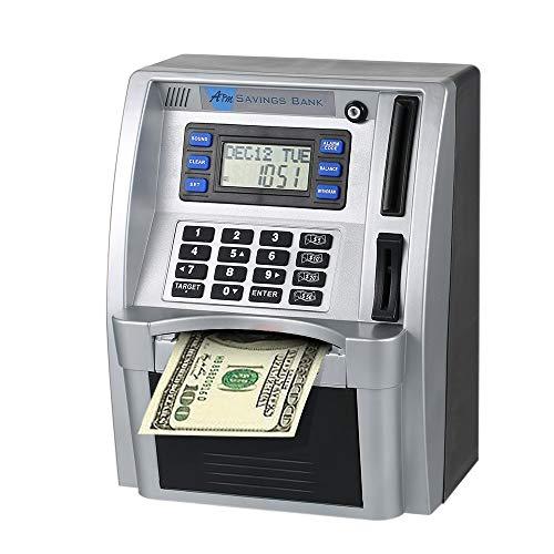 Bank Calendar Alarm Clock - 9
