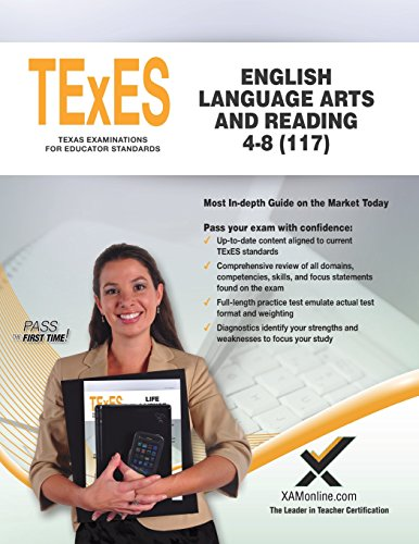 TExES English Language Arts and Reading 4-8 (117)