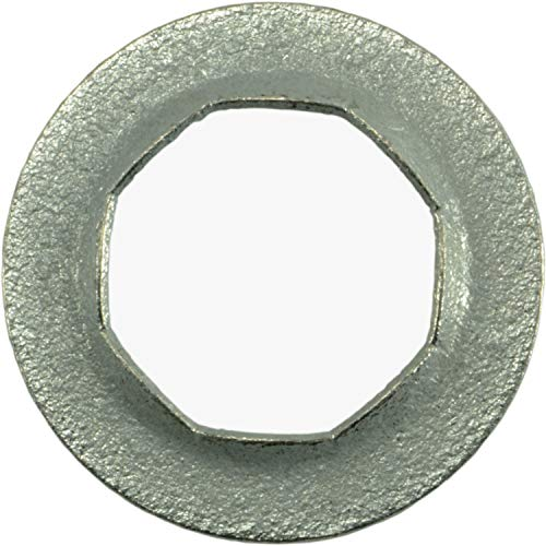Hard-to-Find Fastener 014973294915 Pushnut Washers, 5/8-Inch, 10-Piece