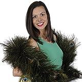 ZUCKER Peacock Boas - Natural - 12 - 14''
