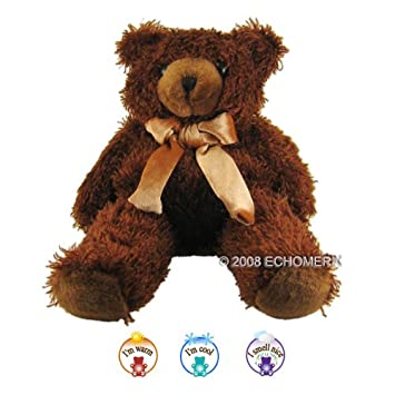 Amazon aromatherapy mocha teddy bear hot cold microwavable aromatherapy mocha teddy bear hot cold microwavable warm cuddle altavistaventures Images