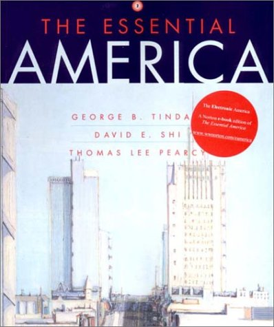 The Essential America (Vol. 2) (Narrative - America Volume 2 Tindall