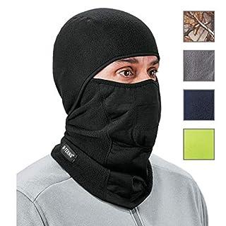 Ergodyne N-Ferno 6823 Balaclava Ski Mask, Wind-Resistant Face Mask, Hinged Design (B0091CC1OG) | Amazon price tracker / tracking, Amazon price history charts, Amazon price watches, Amazon price drop alerts