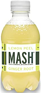 product image for Boylan Bottling Mash Lemon Peel Ginger Root Beverage, 16 Fluid Ounce -- 15 per case.
