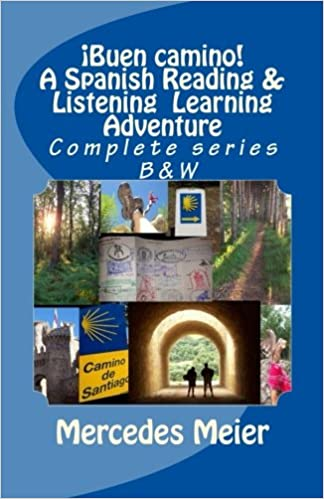 Buen camino a spanish reading listening language learning series complete series a spanish reading listening language learning adventure spanish edition mercedes meier 9781537206134 amazon books fandeluxe Gallery