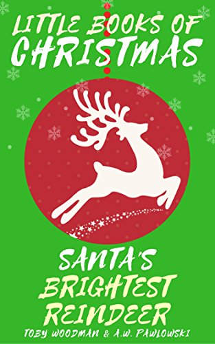 Santa's Brightest Reindeer: The Rudolph Story - A Festive Holiday Story (Little Books of Christmas Book 11)