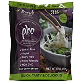 Miracle Noodle Ready to Eat Vegan Pho Meal, 10 oz (Pack of 6), Shirataki Noodles, Pasta Alternative, Gluten Free, Paleo Friendly, 6 Count