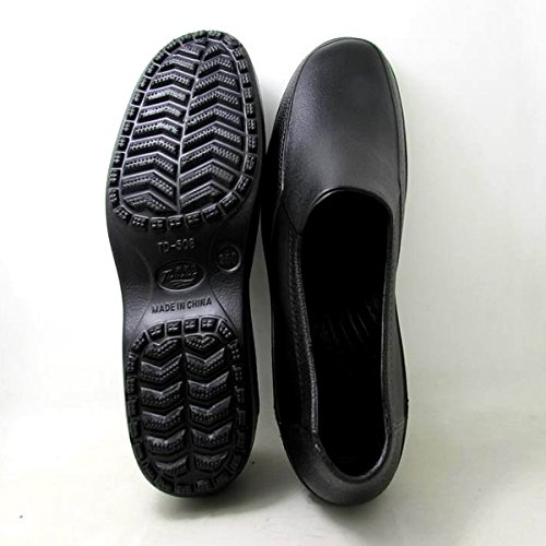 CHNHIRA Homme Chaussure de Travail Chaussure de Cuisine/Hôtel/Aquatique Antidérapage Résister à LUsure