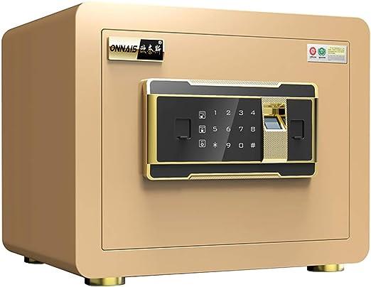 GR Caja Fuerte Caja de Seguridad para Huellas Dactilares en el ...