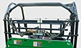 Power-Ride Bow Rack 50'' - 64'' Rollbar Width By Great Day UVPR901