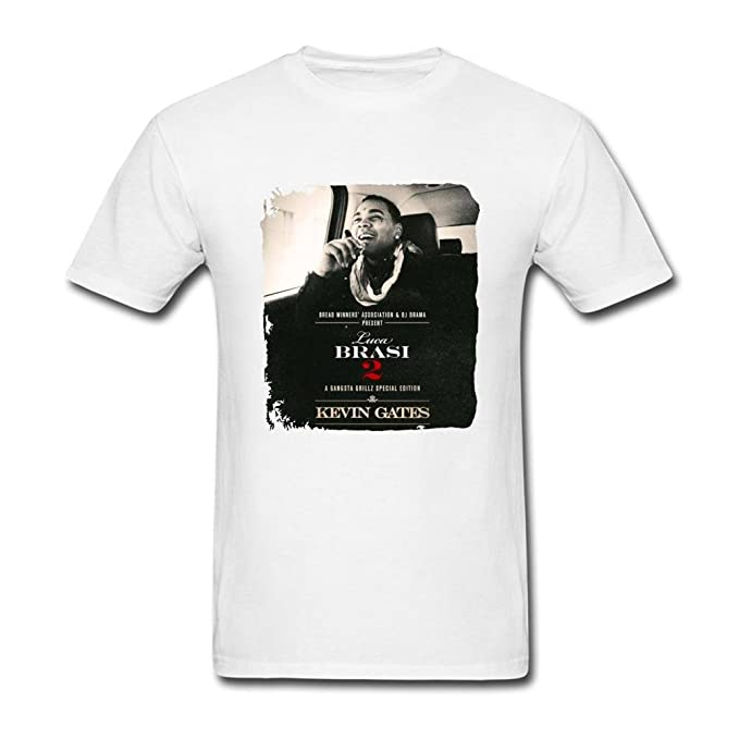 Men's Luca Brasi 2 Gangsta Grillz Kevin Gates T-Shirts