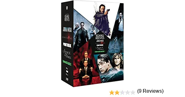 Keanu Reeves??: John Wick + Constantine + Point Break + Lassoci?? du Diable + Matrix: Amazon.es: Cine y Series TV