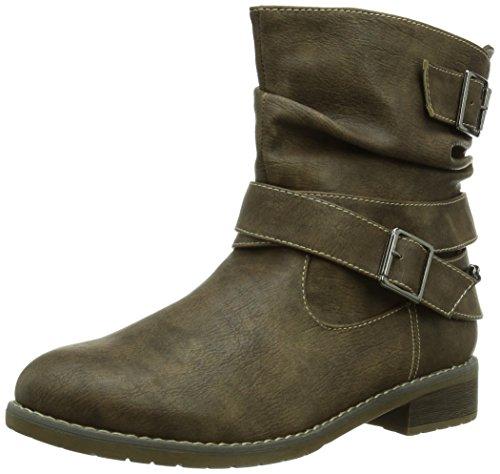 Jane Klain 264 390, Boots femme Beige