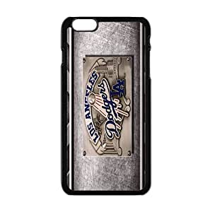 WAGT Los Angeles Dodgers MLB Team Phone Case for Iphone 6 Plus