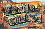img - for Greetings from Grand Canyon Ariz. (Vintage Postcard) book / textbook / text book