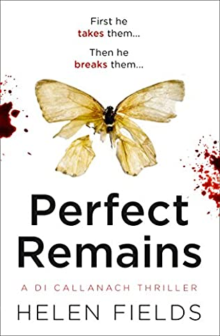 book cover of Perfect Remains