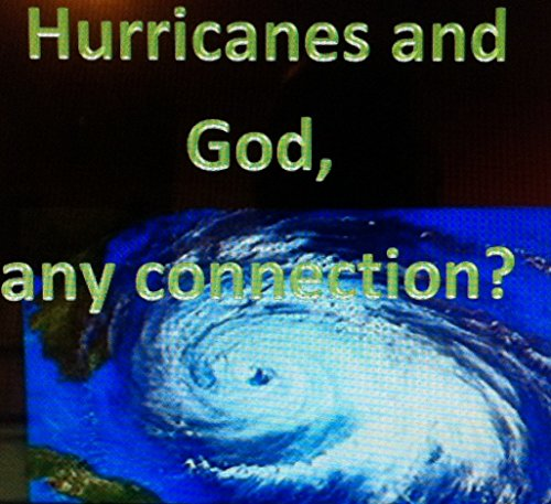 Hurricanes and God, any connection? by [Langner, David]