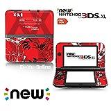Ci-Yu-Online VINYL SKIN [new 3DS XL] - Pokemon XY