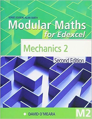 Book Modular Maths for Edexcel: Mechanics 2 (Modular Maths for Edexcel)