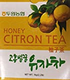 Cheap Korean Honey Citron Tea – 2.2 Pound Jar