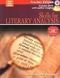 Skills for Literary Analysis, James P. Stobaugh, 0805458964