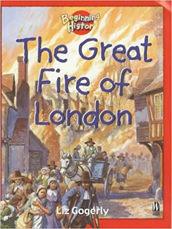 Image result for the great fire of london book
