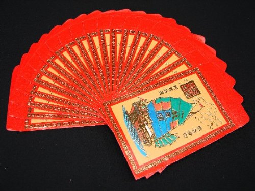 120 PCS of Colorful Chinese Money Envelopes, Money Envelopes for Chinese New Year
