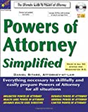 Powers of Attorney Simplified: The Ultimate Guide to Powers of Attorney