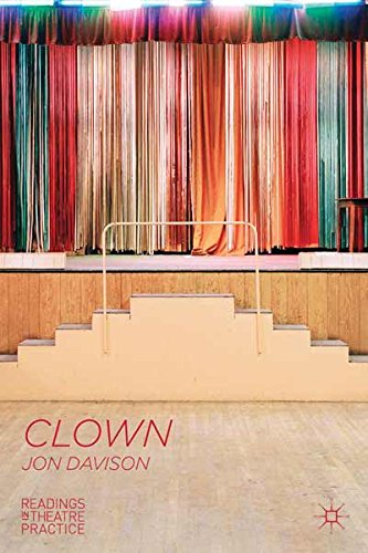 Clown (Readings in Theatre Practice)